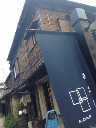 上野桜木あたりの谷中ビアホール