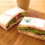 表参道「Toast Sandwich bamboo」の復刻海老アボカドサンド