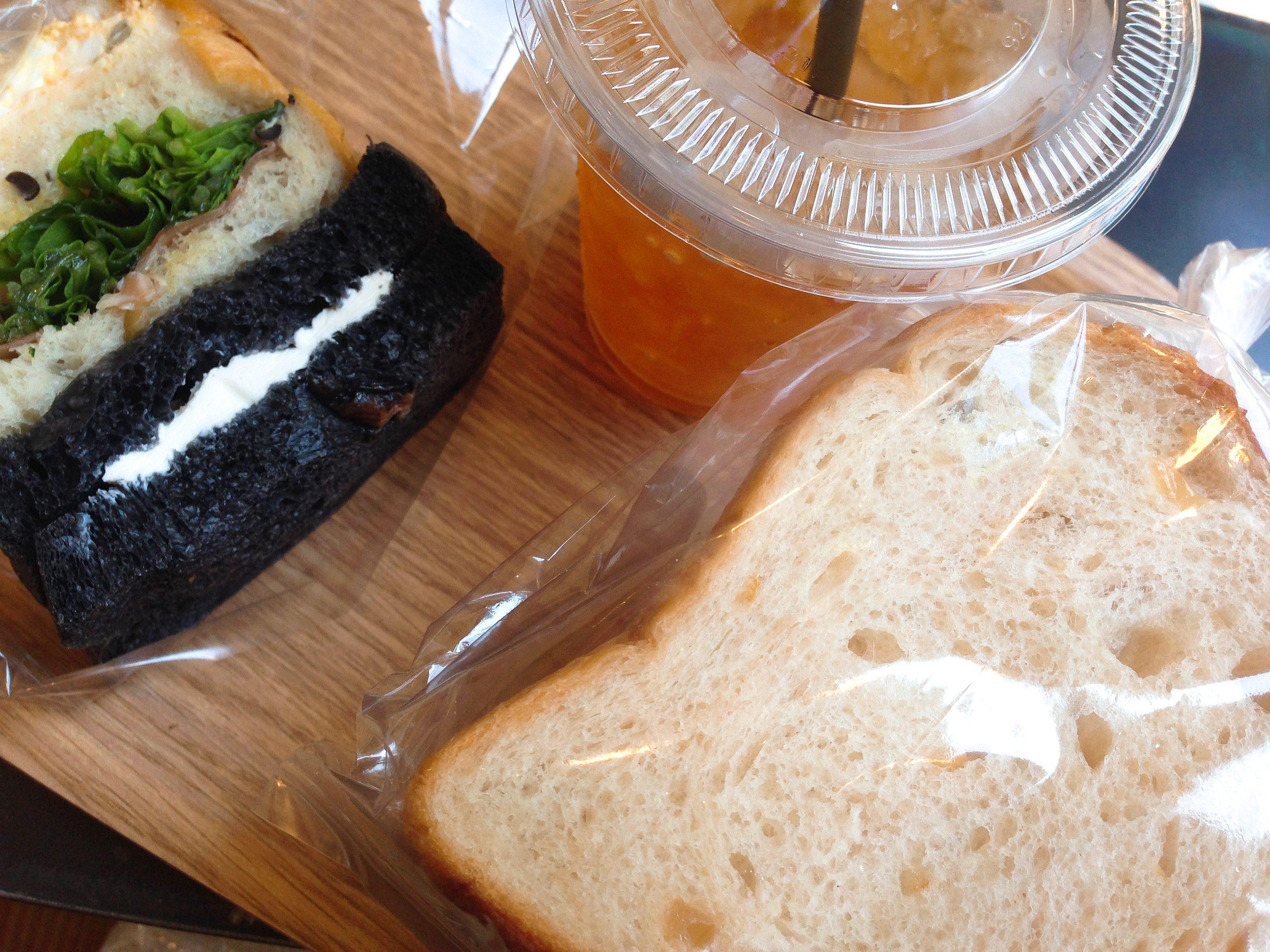 VikingBakeryFのサンドイッチ