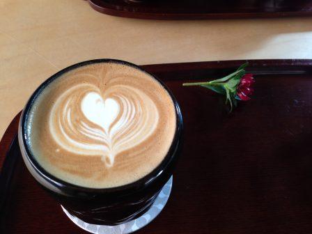 厨菓子くろぎのコーヒー